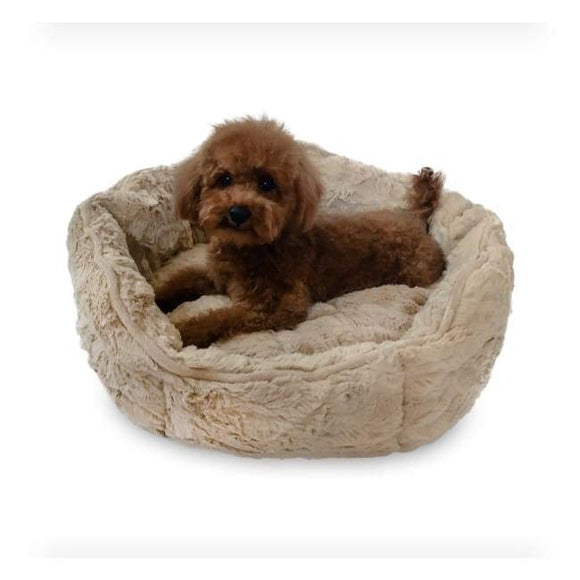 Dog Bed - Dog Bed Shell Taupe