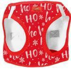 Dog Harness - Dog Harness  American River Christmas Ho Ho Ho  Dog Parents Online