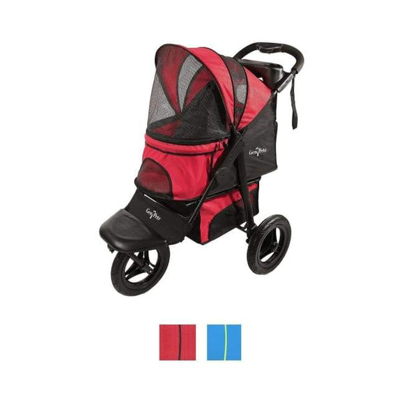 Dog Stroller - G7 Jogger Pet Stroller For Very Active People And Dogs.