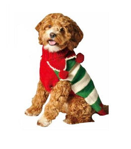 Warm Dog Sweaters - Dog Sweater CHRISTMAS-ELF