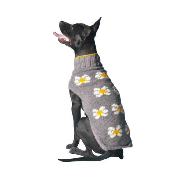 Warm Dog Sweaters - Warmest Dog Sweater Daisy