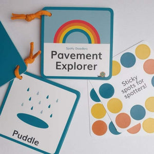 COMING SOON NEW SPOTTY DAWDLERS - Pavement Explorer