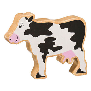 Lanka Kade Natural Painted Cow | Lanka Kade Fairtrade Toys | Lanka Kade Stockist