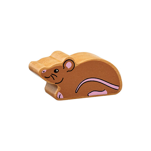 Natural Painted Brown Mouse (NP41)