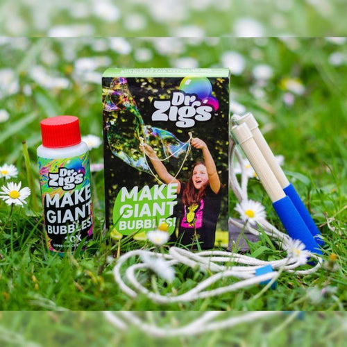 Dr Zigs Giant Bubble Travel Kit| Dr Zigs Stockist | Buy Dr Zigs Here
