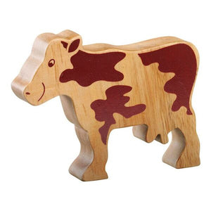 Lanka Kade Natural Cow | Lanka Kade Fairtrade Toys | Lanka Kade Stockist