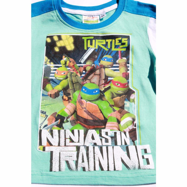 Boys Teenage Mutant Ninja Turtles 2PC Set (2-8yrs), Outfits & Sets, Nickelodeon - karacentral