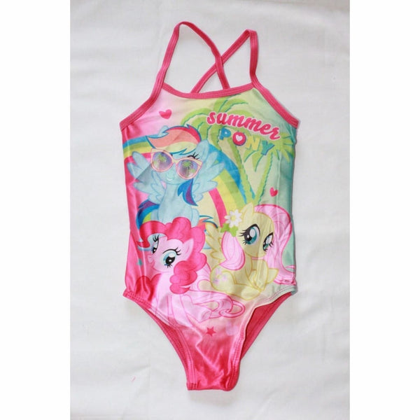Girls Licensed Character Swimming Costume, Swimming Costume, Nickelodeon/ Hasbro - karacentral