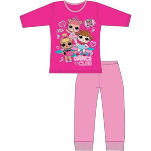 Girls LOL Surprise Long Sleeve Pjs, Pjs/Pyjamas, LOL Surprise - karacentral