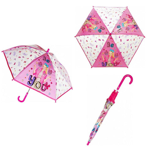 Kids Official Jojo Siwa Umbrella, Umbrella, Nickelodeon - karacentral