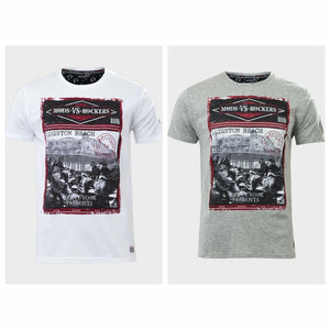 Mens Mod Brighton T-Shirt T-Shirts & Tops