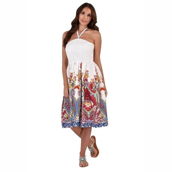 Women's 3 In 1 Summer Dress, Dresses, Pistachio - karacentral