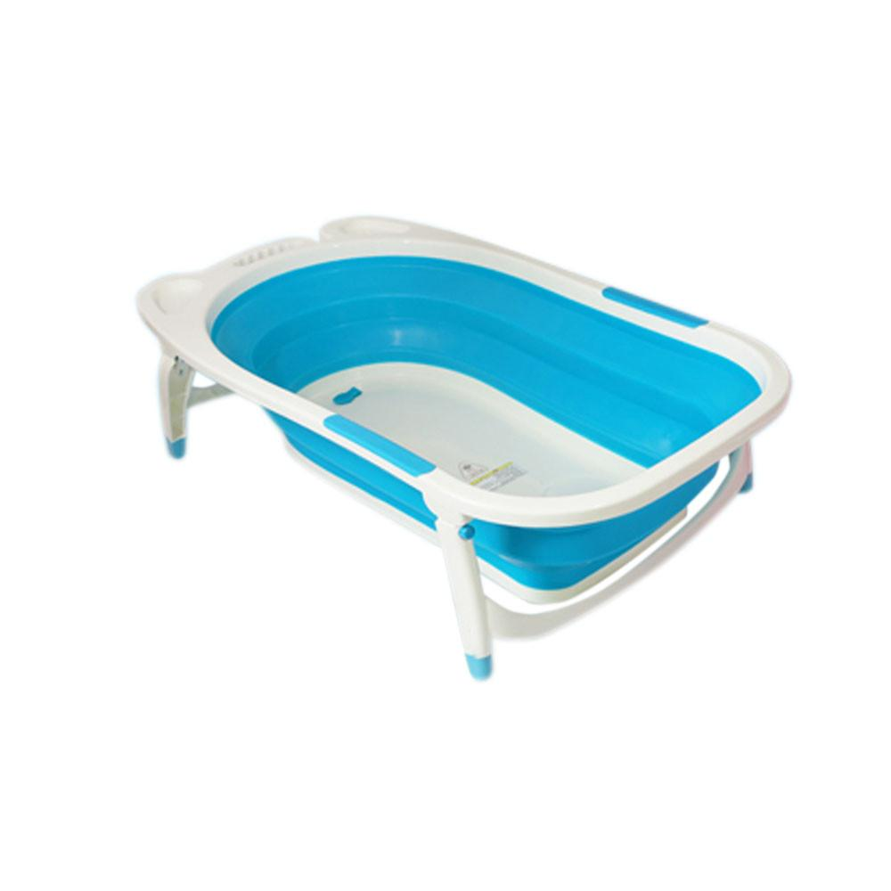 Foldable Bath - Blue