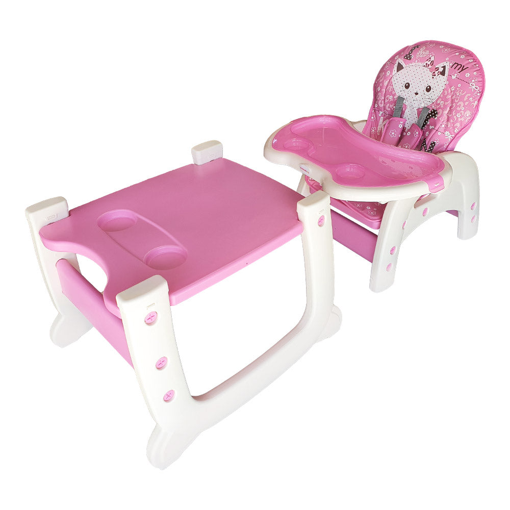 2-in-1 Pink Kitty