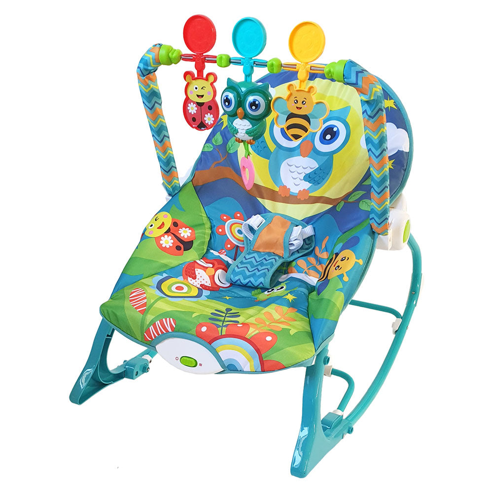Baby Infant-to-Toddler Rocker & Bouncer - Goodnight Owl