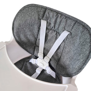 Tayla 3-in-1 (Grey Melange)