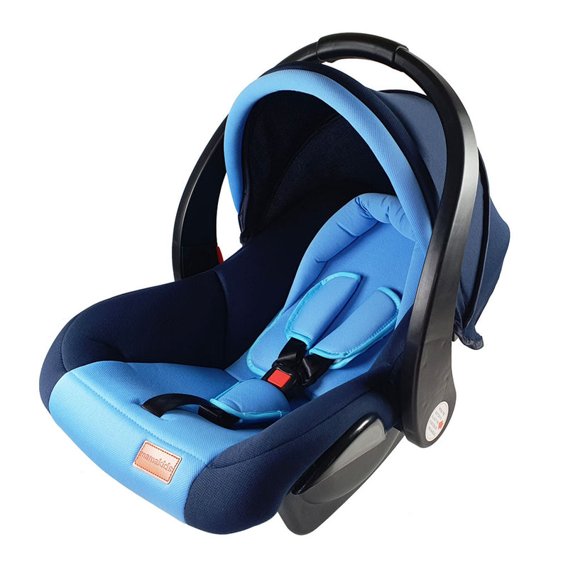 Luna Infant Car Seat - Group 0+ - Navy & Blue Mesh