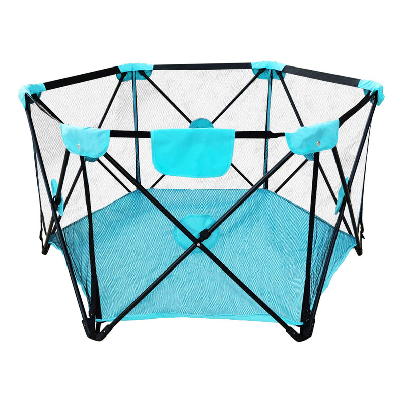 Kaitlyn Playpen - Blue