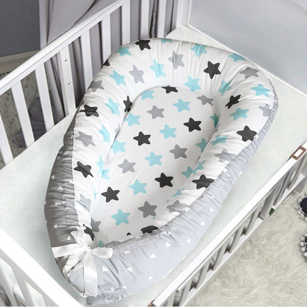 Baby Nest - Blue Star