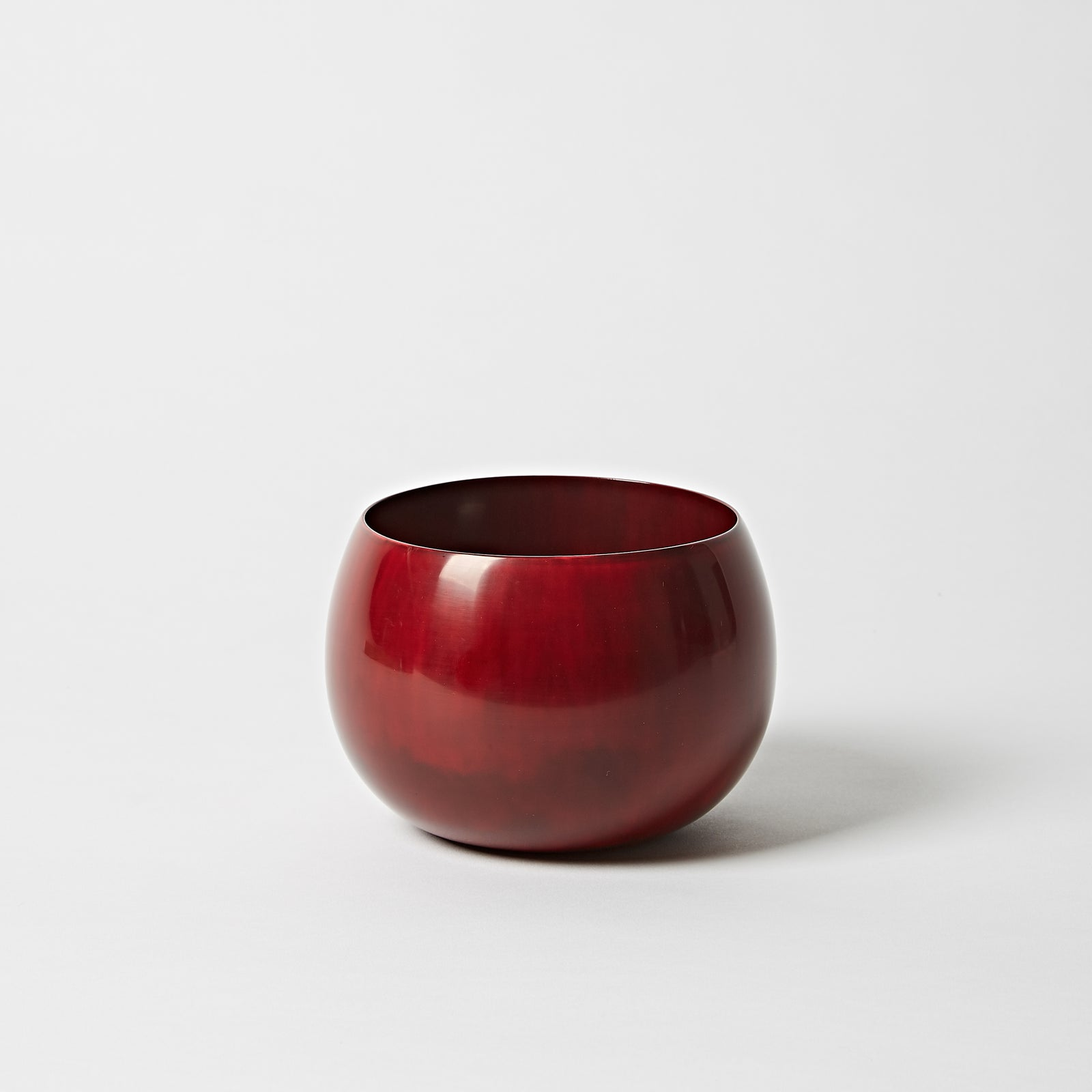 Bowl Dark Red, Medium
