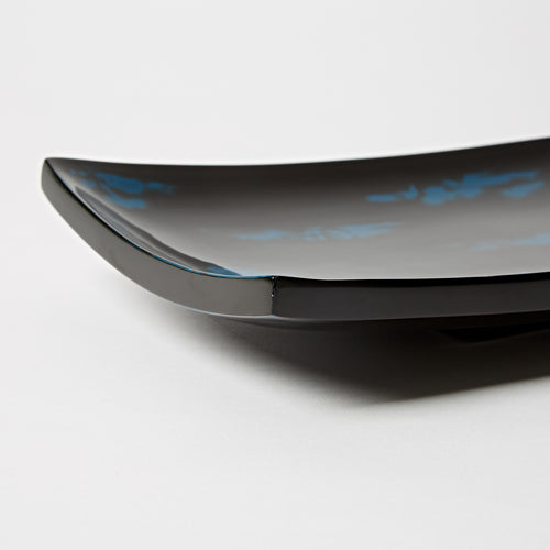 Sushi Plate, Blue
