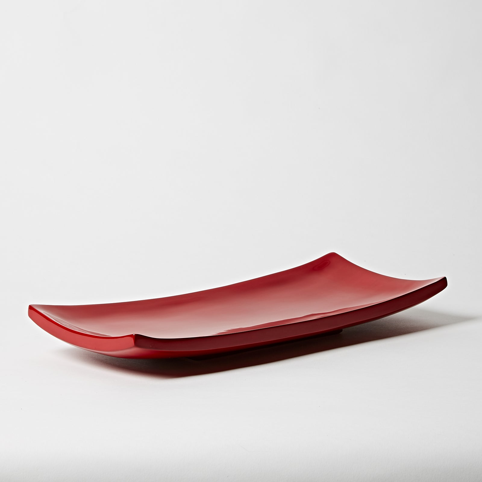 Sushi Plate, Red