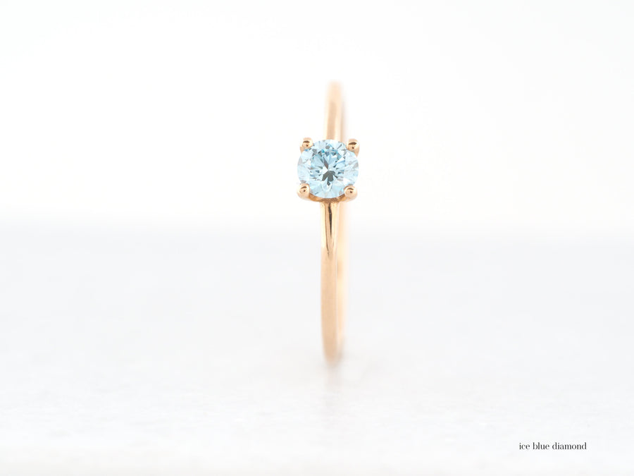 Solitair Lux Large ring