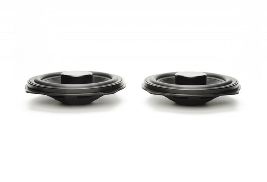 Ghost Underseat Subwoofer, 2ohm, pair