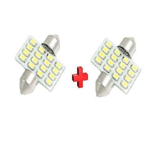2X16 SMD LED Interior Car Roof Light, Dome Light