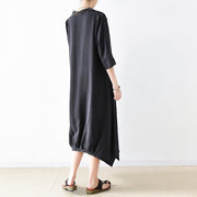 2021 trend autumn casual dress oversize maxi dresses