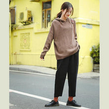 Load image into Gallery viewer, 2019 Cute Loose Hoodie Sweater Fleece Women Casual Tops