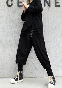 2019 fall new high waist pants loose casual women harem pants