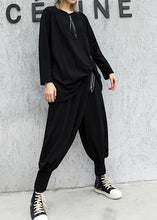 Load image into Gallery viewer, 2019 fall new high waist pants loose casual women harem pants