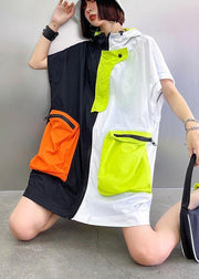 Casual Sunscreen Clothing With Thin Style And Large Pocket in Summer