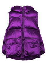 Load image into Gallery viewer, Luxury casual Jackets & Coats sleeveless winter coats silver thick winter women parka