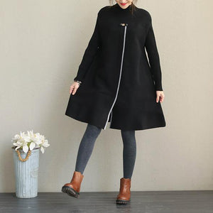 New Fashion Korea Style Loose Knitted Dresses For Women