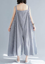 Load image into Gallery viewer, new high waist wide leg pants loose wild casual Strap pants
