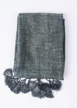 Load image into Gallery viewer, new original green cute cotton scarves mational windgrow shawl scarf