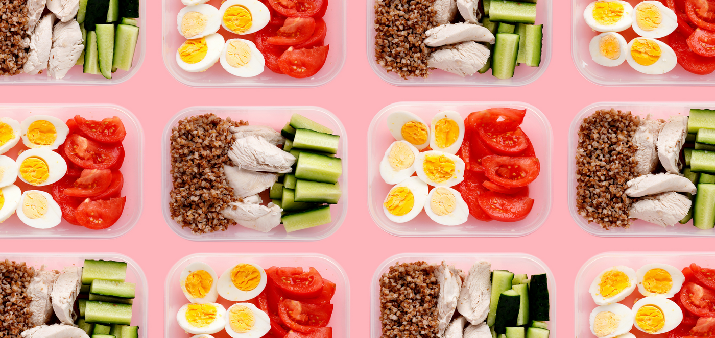 How to meal prep like a pro!