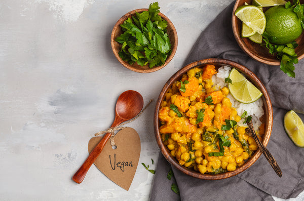 Chickpea and Potato Curry Recipe 🍛