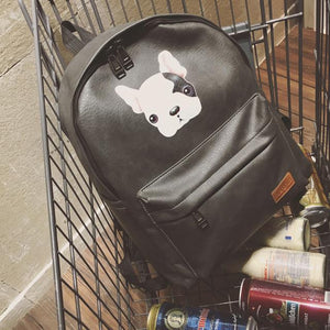 The dog lover backpack