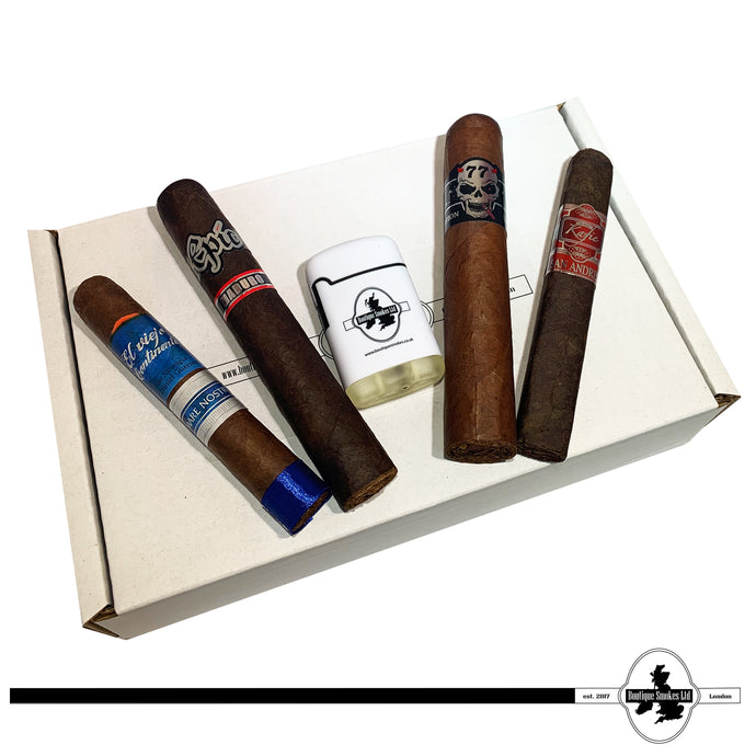 Boutique Smokes Samplers