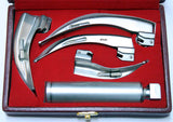 Bdeals EMT Laryngoscope Mac Set Anesthesia with Beautiful Box Good Quality