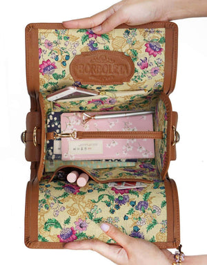Treasure Box Bag by Borboleta