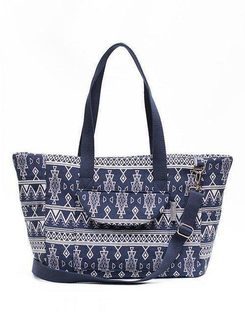 Lyla Canvas Tote by Borboleta