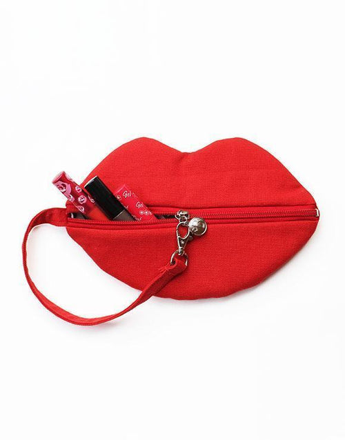 Sealed with a Kiss Clutch