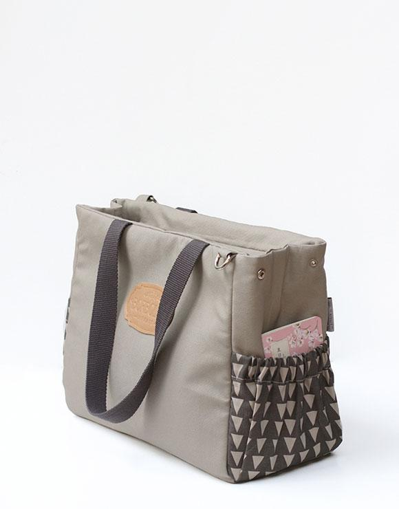 Ivy Canvas Tote by Borboleta