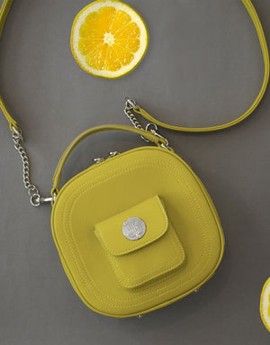 Mini Treasure Bag by Borboleta