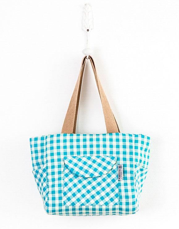 Mini Lyla Tote Bag by Borboleta