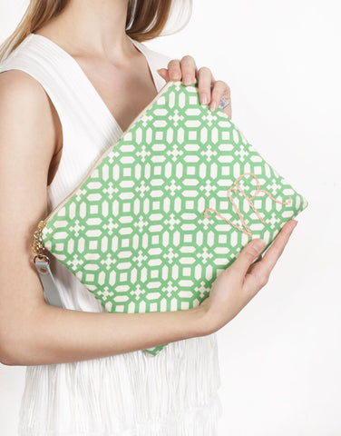 Limited Edition Olive Clutch / Crossbody